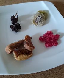 JR茨木駅前BAR FIGAROのフード「ドライフルーツ(Dried Fruit)」