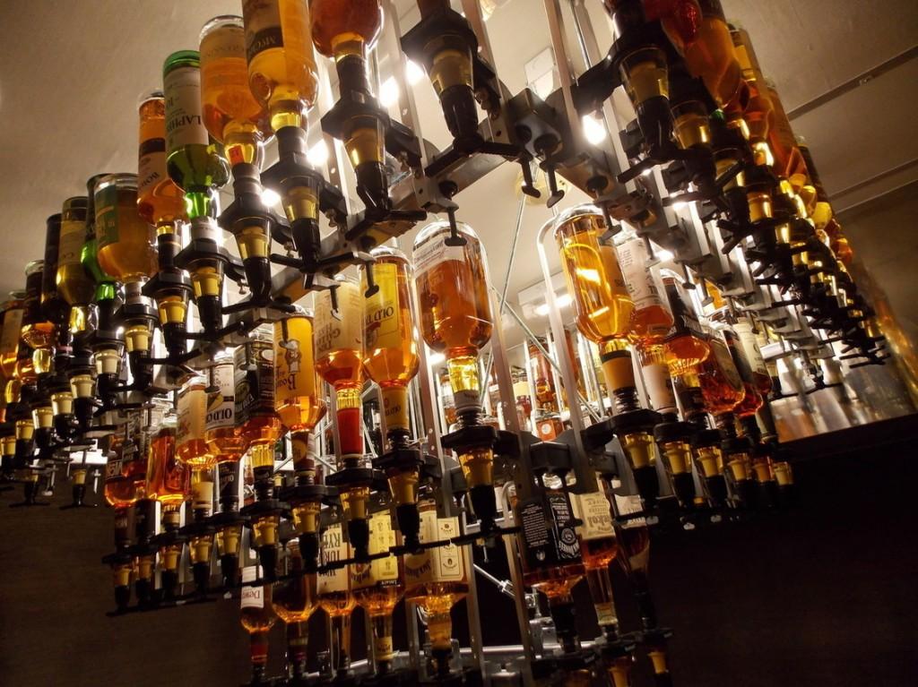 茨木Bar figaroのウィスキー